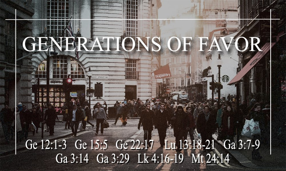 Generations of Favor Image