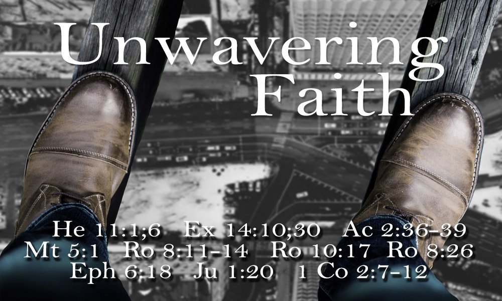 Unwavering Faith Image