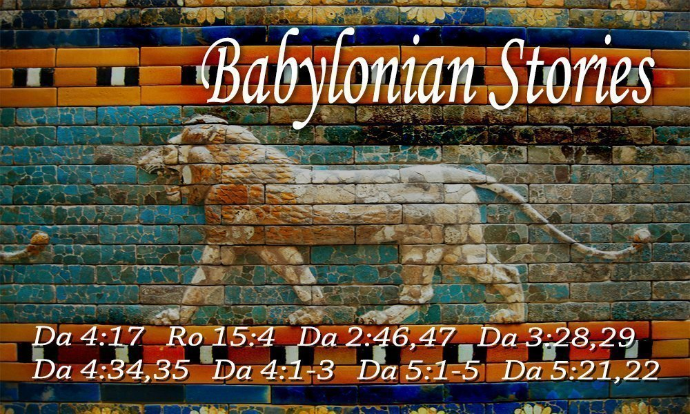 Babylonian Stories Image