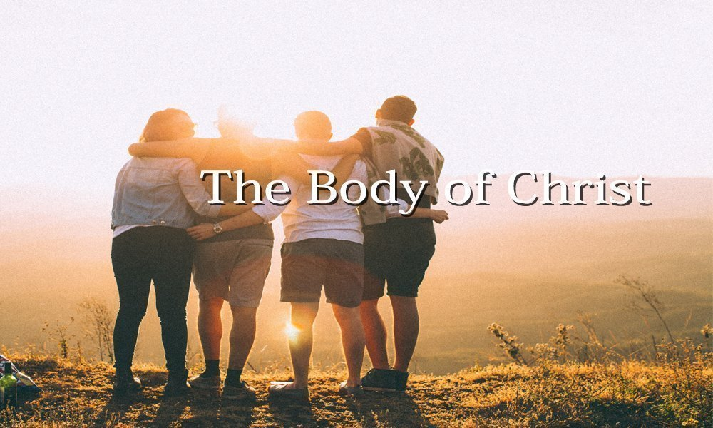 The Body of Christ Image