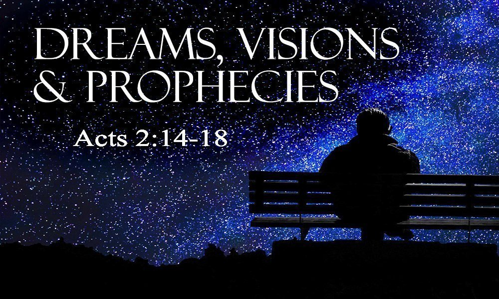Dreams Visions & Prophecies Image