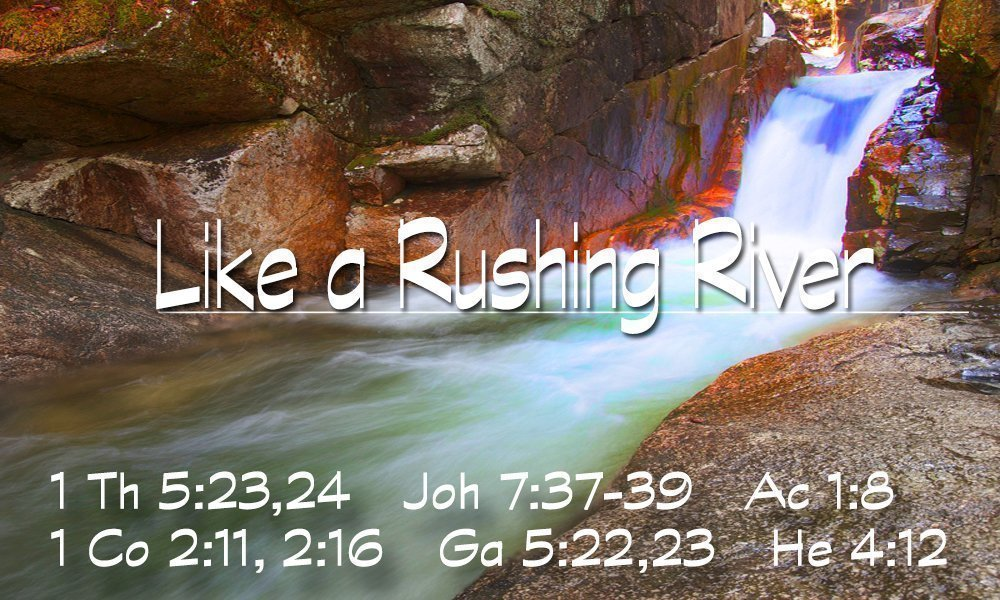 Like a Rushing River Image