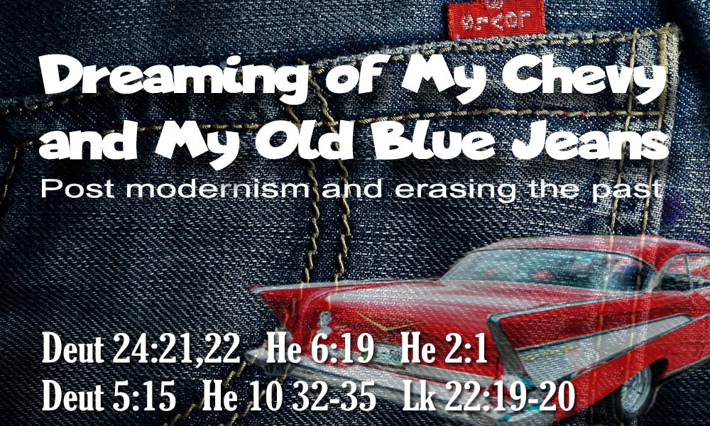 Dreaming of My Chevy and My Old Blue Jeans Image