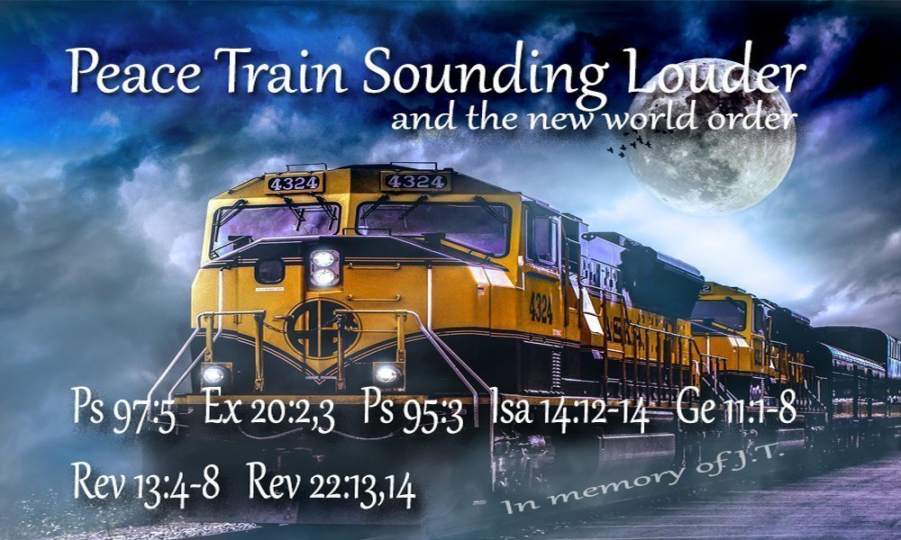 Peace Train Sounding Louder Image