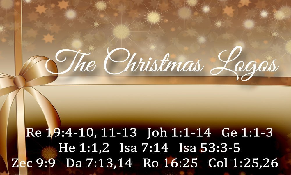 The Christmas Logos Image