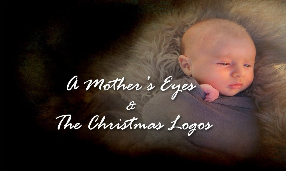 A Mother's Eyes and The Christmas Logos Image
