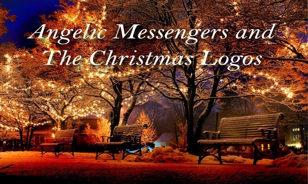 Angelic Messengers and The Christmas Logos Image