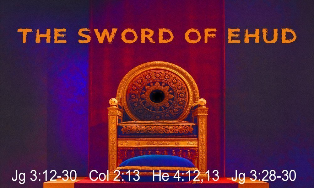 The Sword of Ehud Image