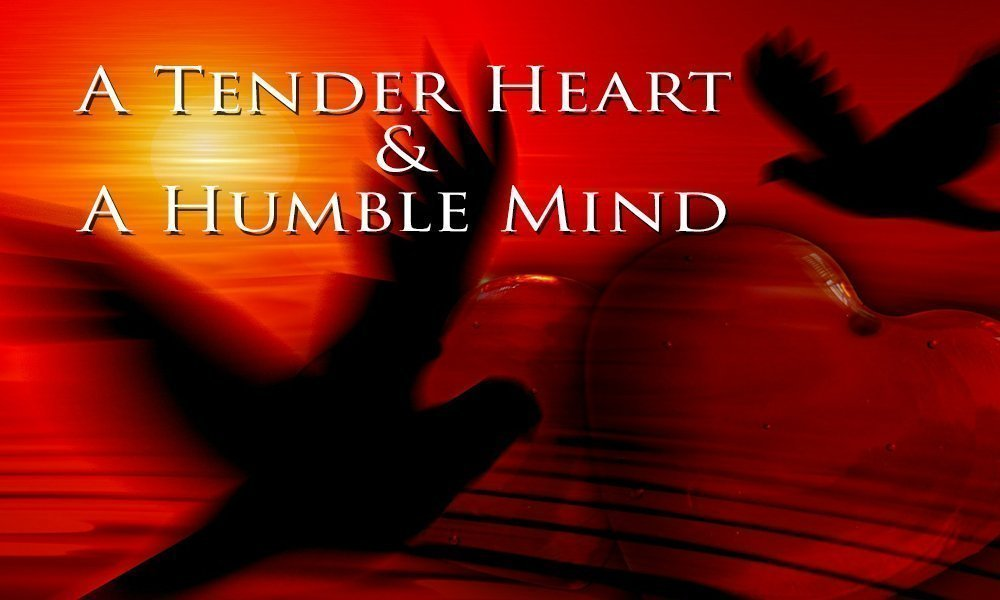 A Tender Heart and a Humble Mind Image