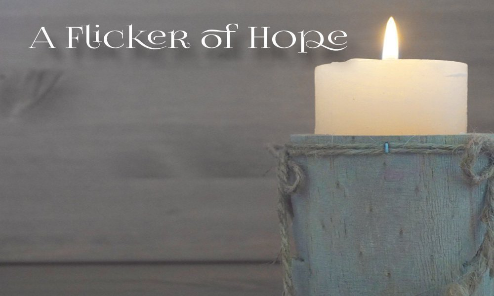 A Flicker of Hope Image