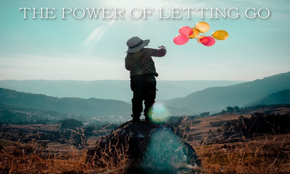 The Power of Letting Go Image