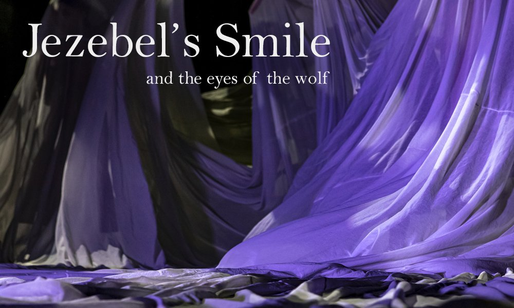 Jezebel's Smile and the Eyes of the Wolf Image