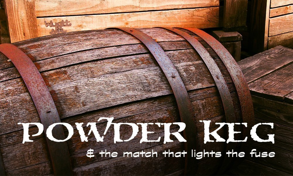 Powder Keg Image
