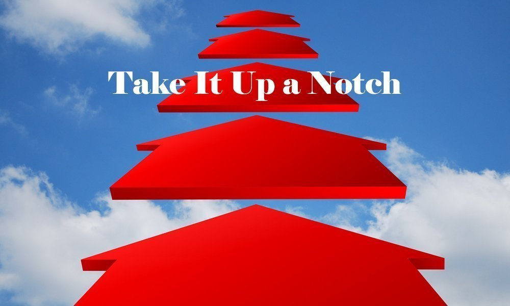 Jon Graf - Take It Up a Notch Image
