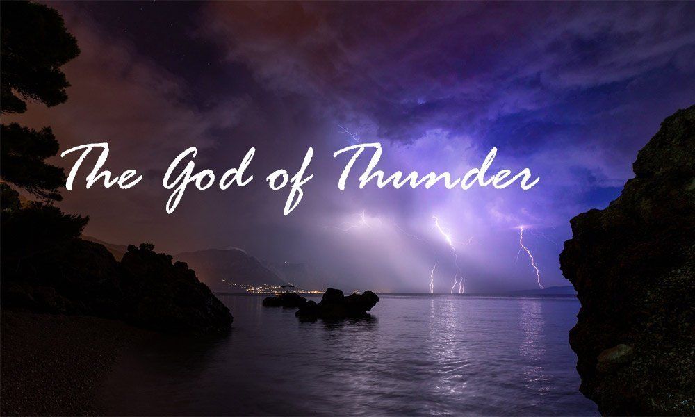 The God of Thunder Image
