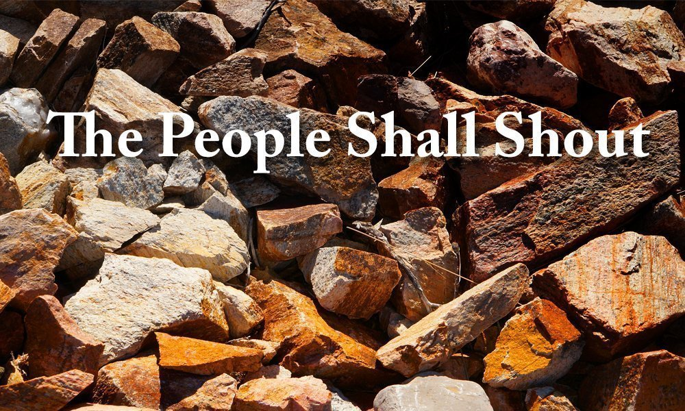 The People Shall Shout Image
