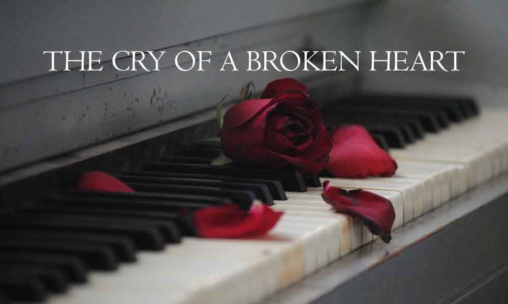 The Cry of a Broken Heart