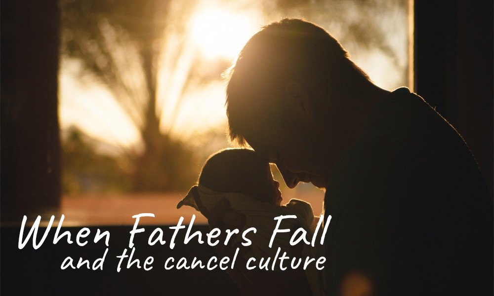 When Fathers Fall and the cancel culture Image
